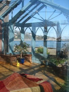 Test image (view from/through our house in Cobh Ireland).